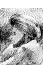 Man in a Turban